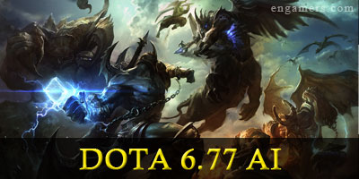 DOTA 6.77 Ai