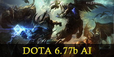 DOTA 6.77b Ai