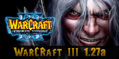 warcraft 3 patch 1.27a Download
