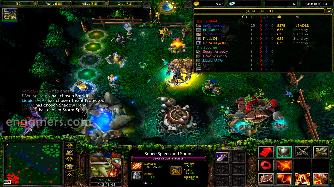Dota Ai Map Download for Warcraft 3