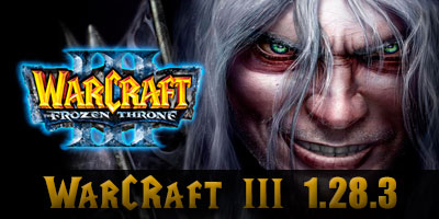 Warcraft 3 Patch 1.28.3