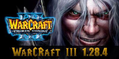 Warcraft 3 Patch 1.28.4