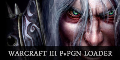 warcraft 3 PvPGN loader 128