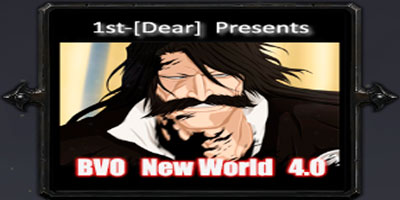 Delightful BVO New World 4.0