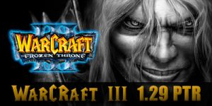 WarCraft 3 1.29.2 PTR