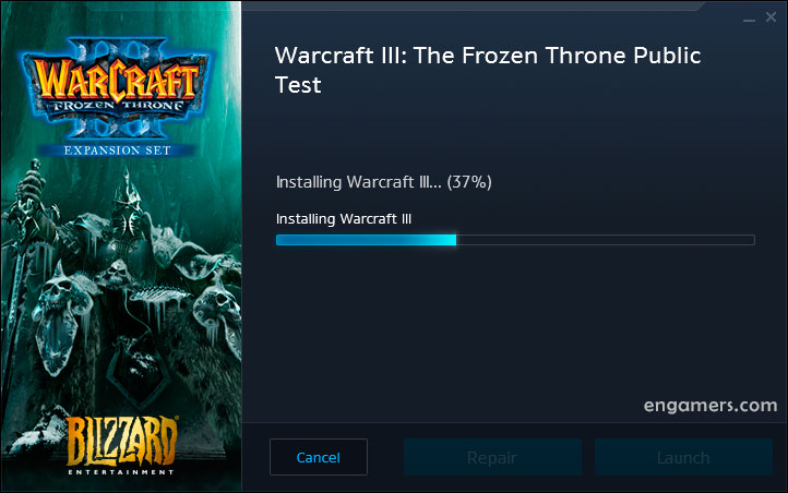 WarCraft 3 1 30 2 PTR - Download (last version WarCraft