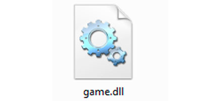 game.dll The map file is too big